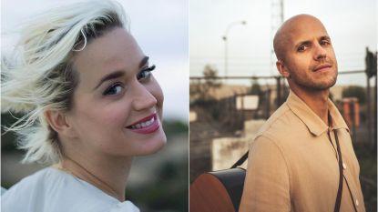 MUZIEKTIPS. Bloemetjes plukken met Katy Perry en de nieuwe van Milow