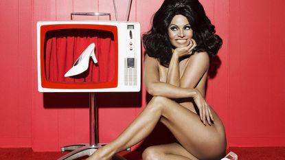 Pamela Anderson poseert weer naakt