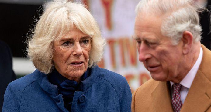 Camilla Parker Bowles et le prince Charles
