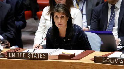 'Verwarde' Nikki Haley dient raadgever Witte Huis van antwoord na afkondiging van sancties tegen Rusland