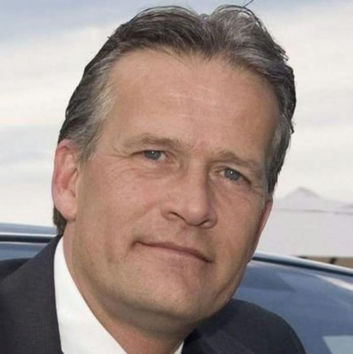 Het Zevenaarse commissielid Peter Vos.
