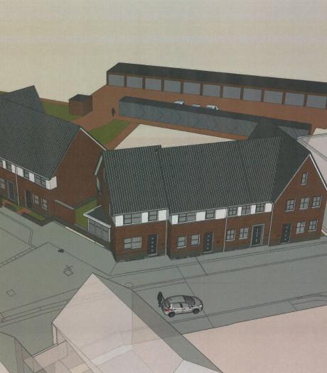 Elf nieuwe woningen aan Eschstraat in Oldenzaal