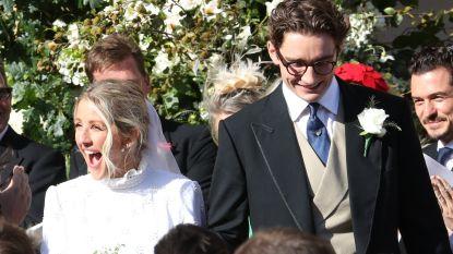 "Ellie Goulding is gelukkig getrouwd maar: ""Ik zag eerst geen toekomst met hem"""