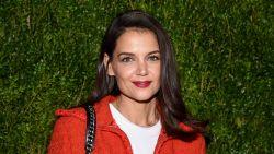 Is Katie Holmes al getrouwd met haar nieuwe 'louche' vriend?