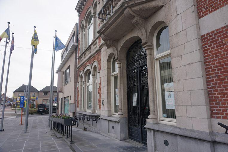 Kortemark - Het gemeentehuis van Kortemark