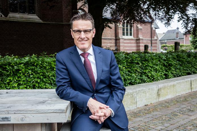 Frank van der Meijden (archieffoto).