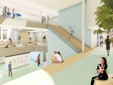 Sloop en nieuwbouw bij Dordtse Wellantcollege
