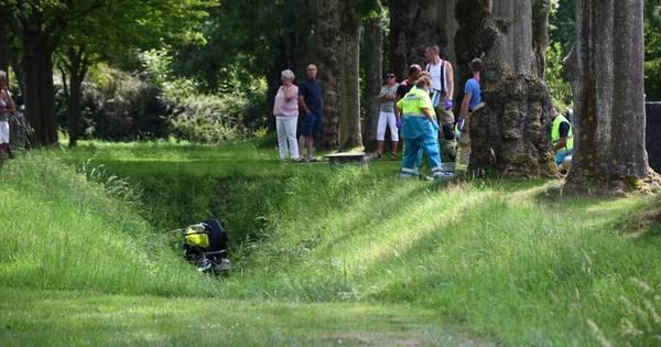 Dode bij ongeval met scootmobiel op begraafplaats Kloetinge.