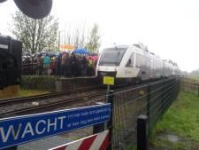 Uitbreiding fietsenstalling bij station Vroomshoop: dorpsraad wil camera's