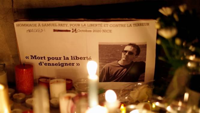 Gerecht in Frankrijk vervolgt Tsjetsjeen (22) voor 'liken' foto vermoorde leraar Samuel Paty