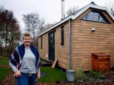 Linda woont klein en duurzaam in Ottoland: 'Een droom die uitkomt'