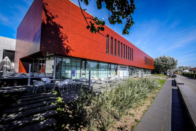 Het MEC Staf Versluyscentrum in Bredene.