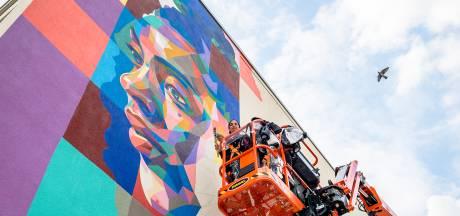 Streetart-festival keert terug in Afrikaanderwijk met bekende en lokale kunstenaars