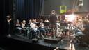De Harmonie Kunst & Vriendschap uit Vught is volop aan het repeteren voor 'Muziek voor KiKa'.