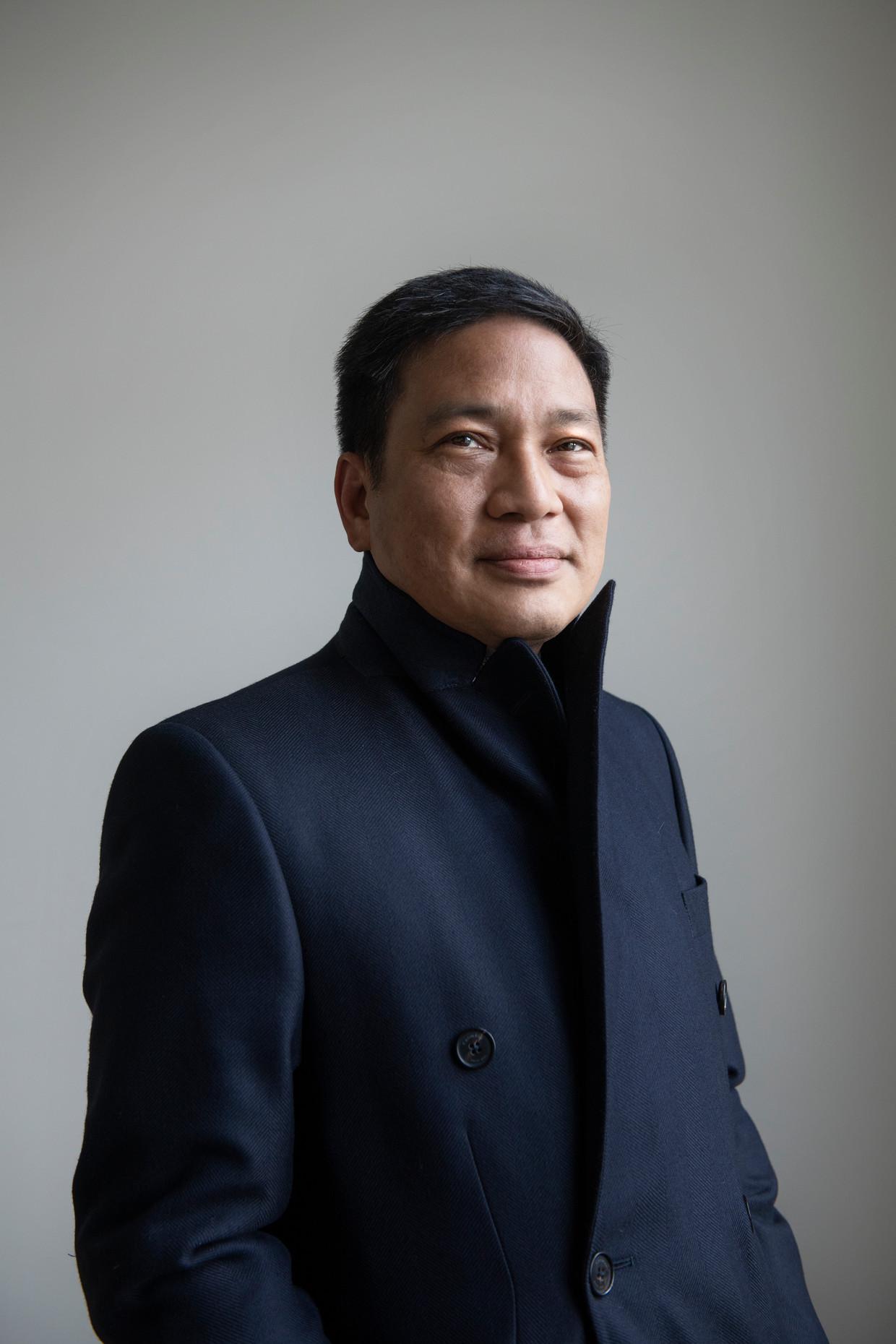 Historicus en oud-VN-diplomaat Thant Myint-U. Beeld Kiki Groot