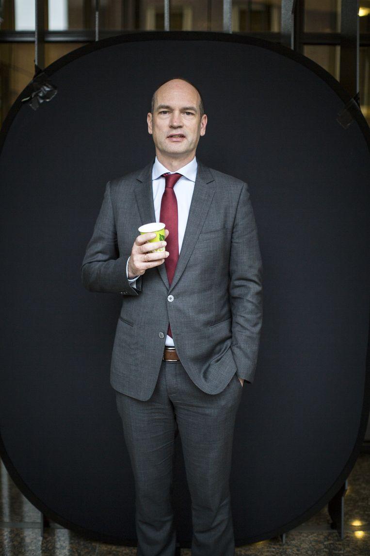 Gert-Jan Segers: 'Ik ben veel meer in de wereld gaan staan' Beeld null