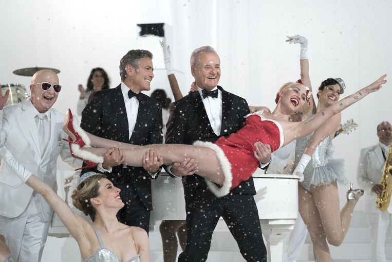 A Very Murray Christmas Beeld Netflix