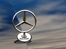 Oekraïner die in gestolen Mercedes zat hoort zes maanden cel eisen