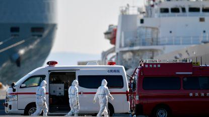 """Bemanningsleden 'corona-cruiseschip' vrezen voor hun veiligheid: """"Dit is een nachtmerrie"""""""