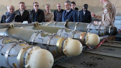 """""""Onderzoek naar burgerslachtoffers door Belgische aanvallen in Irak"""""""