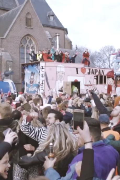 Pleinfestijn in Bakel: nagenieten van feestje