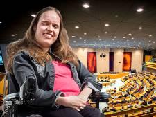 Noortje in Den Haag voor debat in Tweede kamer: 'Waarom vasthouden aan plan als zoveel mensen tegen zijn?'