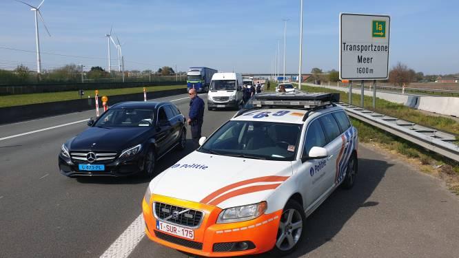 Einde van de kerstvakantie, maar geen grenscontroles te bespeuren in de grensregio met Nederland
