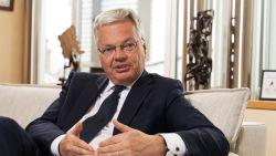 """Brusselse MR-kopman Reynders gooit zich in campagne: """"Mijn voorkeur blijft centrumrechts"""""""
