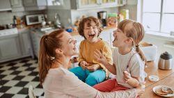 Veel ouders voelen zich schuldig als ze kinderen ongezond eten voorzetten