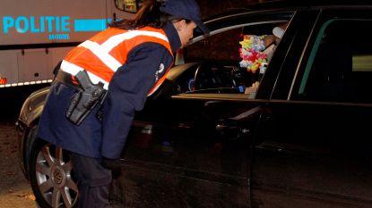 Maar liefst 25 bestuurders onder invloed van drugs in Hasseltse uitgaansbuurt