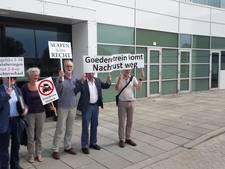 Gemeenten willen goederentreinen weren uit Den Bosch en Bommelerwaard