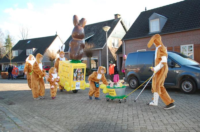 Carnaval in De Beerzen.