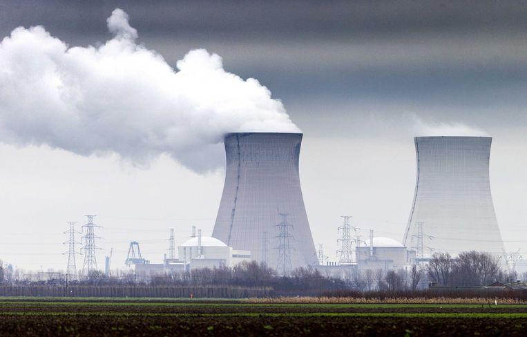 De Belgische kerncentrale Doel. Beeld ANP