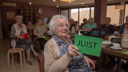 """In WZC Armonea gaat Irene (98) zelf stemmen : """"Voor de goeie"""""""