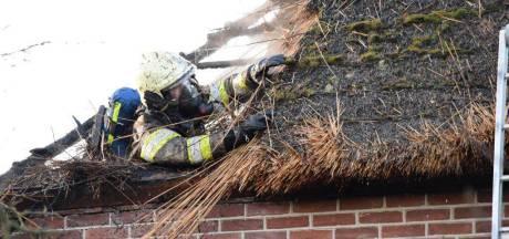 Snel optreden brandweer Staphorst voorkomt uitslaande brand
