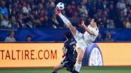 Het beeld (en de quote) waarmee Zlatan weer alle aandacht naar zich toetrekt