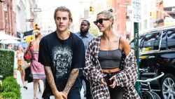 Bruiloft Justin Bieber en Hailey Baldwin pas volgend jaar
