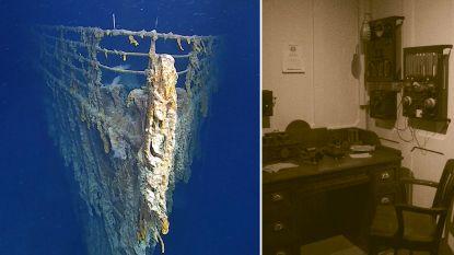 Onderzoekers gaan voor het eerst in wrak Titanic snijden: ze willen telegraaf opduiken en hij zou nog kunnen werken