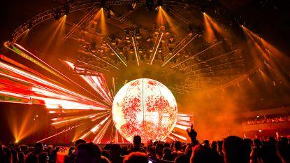 Hologrammenshow Eric Prydz op Tomorrowland afgelast: dak van Freedom Stage niet tijdig hersteld