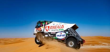 Monteur Martin Roesink met Team Huzink na drie dagen terug in Dakar Rally
