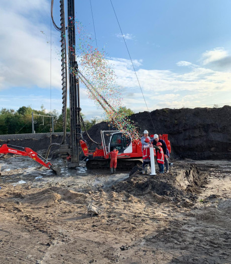 Prinsenbeek weer ietsje groter: laatste woningen Westrik in aanbouw