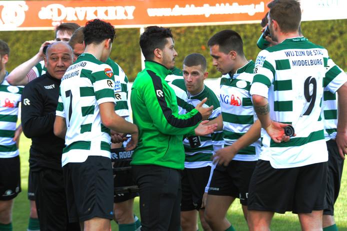 Zeelandia Middelburg verloor zondag met 3-1 bij Madese Boys.