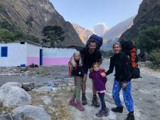 Ruud en Maaike maakten wereldreis met hun kinderen van 5 en 9: 'Ons leven is veranderd'