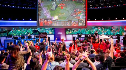 eSports uitgegroeid tot miljardenindustrie