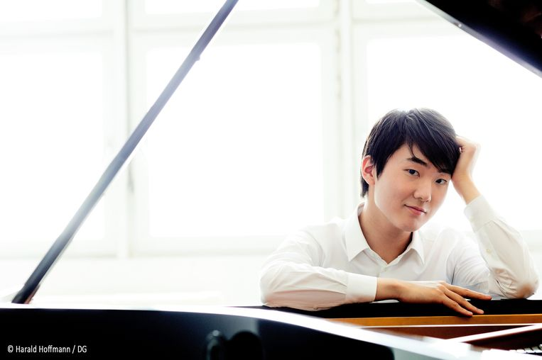 Seong-Jin Cho Beeld Harald Hoffmann