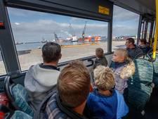 Open dag zeehaven Moerdijk op herhaling