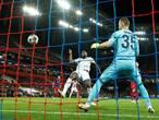 Mourinho loopt weg met Lukaku