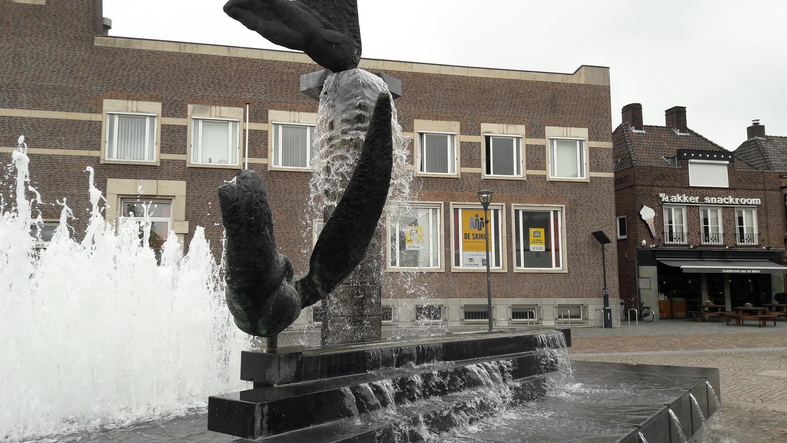 Het oude gemeentehuis van Schijndel wordt nu beheerd door 'beschermers' van Dé Vastgoedbeschermer.