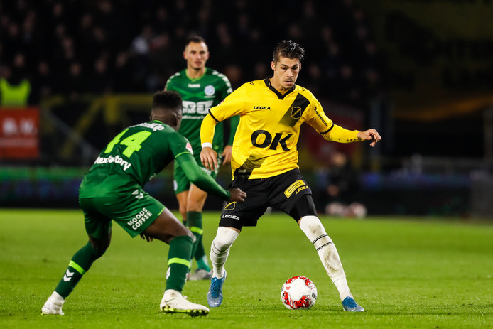 Noblejas lijkt de duels met Jong Ajax en Jong PSV niet te halen.