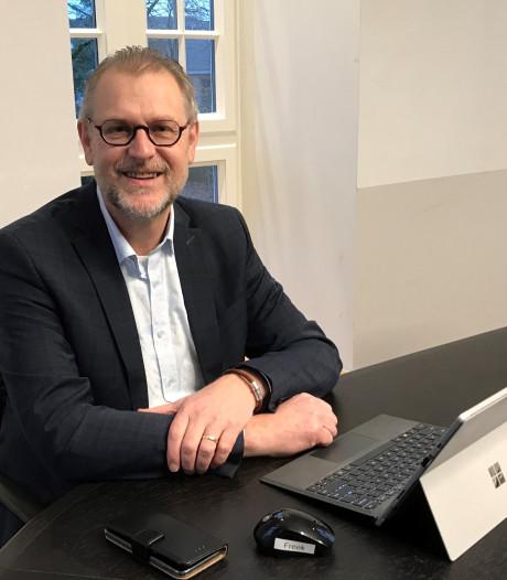 Freek Compagne (60) nieuwe gemeentesecretaris Zundert
